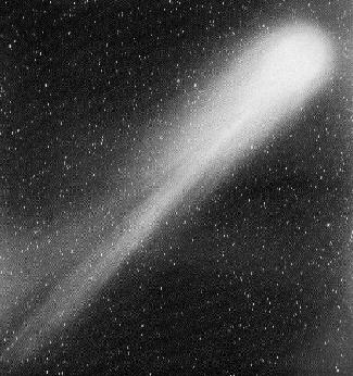 Halley's comet 1986
