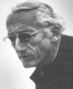 Jacques-Yves Cousteau in 1976. Photo Credit: NASA employee (http://history.nasa.gov/EP-125/part5.htm) [Public domain], via Wikimedia Commons