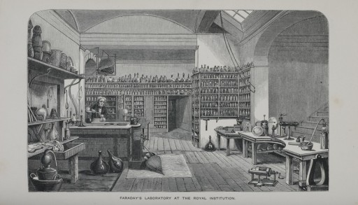 Michael Faraday Laboratory