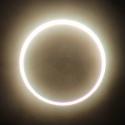 One Ajaw solar Eclipse