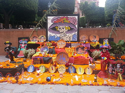 Day of the Dead San Miguel