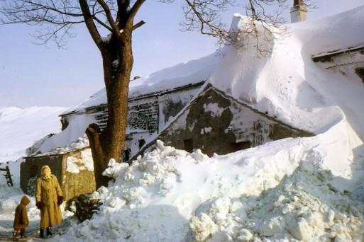 UK snow 1963