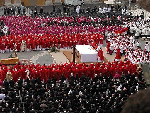 Pope John Paul II funeral