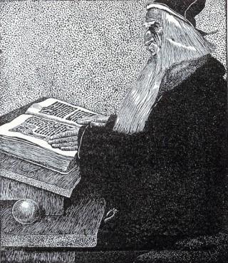 Merlin, 1903